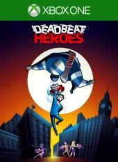 Portada de Deadbeat Heroes
