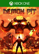 Portada de Demon Pit