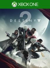Portada de Destiny 2