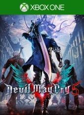 Portada de Devil May Cry 5
