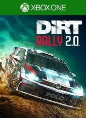 Portada de DiRT Rally 2.0