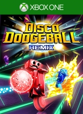 Portada de Disco Dodgeball - REMIX