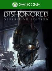 Portada de Dishonored: Definitive Edition