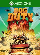 Portada de Dog Duty