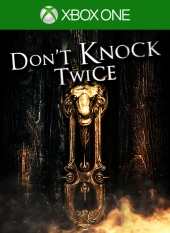 Portada de Don't Knock Twice