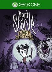 Portada de Don't Starve: Giant Edition