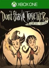 Portada de Don't Starve Together