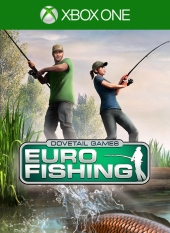Portada de Dovetail Games Euro Fishing