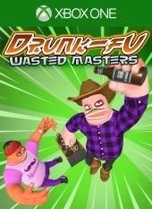 Portada de Drunk-Fu: Wasted Masters