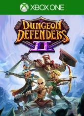 Portada de Dungeon Defenders II