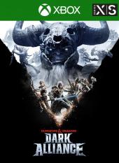 Portada de Dungeons & Dragons Dark Alliance