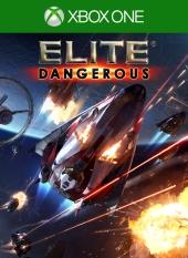 Portada de Elite Dangerous