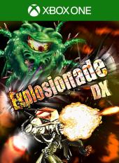 Portada de Explosionade DX