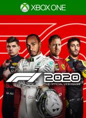 Portada de F1 2020
