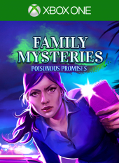 Portada de Family Mysteries: Poisonous Promises