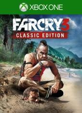Portada de Far Cry 3 Classic Edition