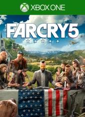 Portada de Far Cry 5