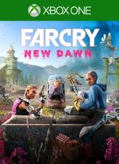 Portada de Far Cry: New Dawn
