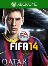 Portada de FIFA 14