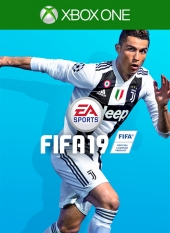 Portada de FIFA 19
