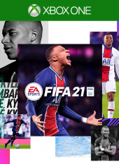 Portada de FIFA 21