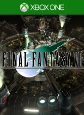 Portada de Final Fantasy VII
