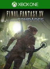Portada de Final Fantasy XV Multiplayer: Comrades