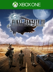Portada de Final Fantasy XV