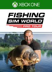 Portada de Fishing Sim World: Pro Tour