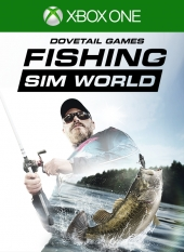 Portada de Fishing Sim World