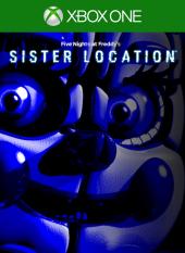 Portada de Five Nights at Freddy's: Sister Location