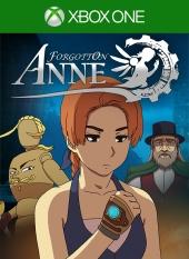 Portada de Forgotton Anne