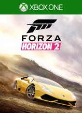 Portada de Forza Horizon 2