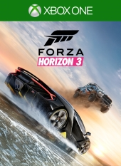 Portada de Forza Horizon 3