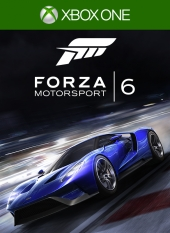 Forza Motorsport 6 Games With Gold de julio