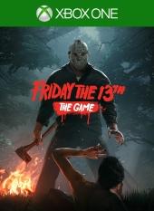 Portada de Friday the 13th: The Game