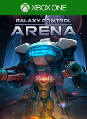 Portada de Galaxy Control: Arena