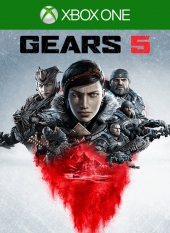 Gears 5 Games With Gold de enero