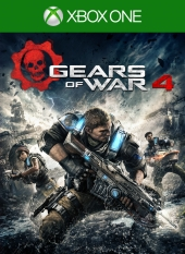 Portada de Gears of War 4