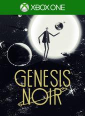 Portada de Genesis Noir