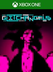 Portada de Glitchangels