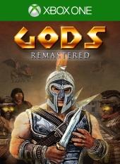 Portada de GODS Remastered