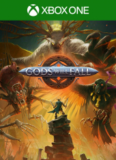 Portada de Gods Will Fall