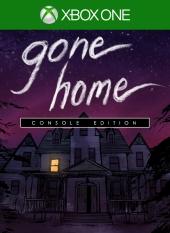 Portada de Gone Home: Console Edition