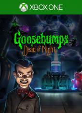 Portada de Goosebumps: Dead of Night