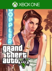 Portada de Grand Theft Auto V