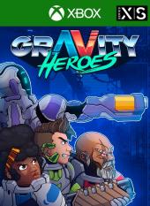 Portada de Gravity Heroes