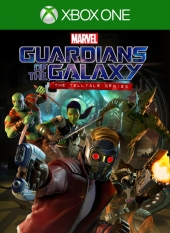 Guardianes de la Galaxia: The Telltale Series