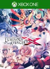Portada de Gunvolt Chronicles: Luminous Avenger iX