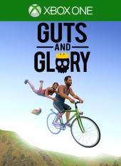Portada de Guts & Glory